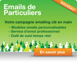 fichiers emails BtoC