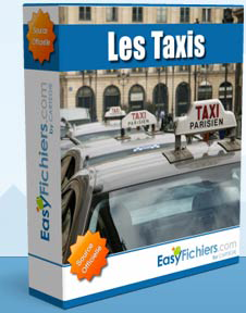 Achat Fichier compagnies de Taxis