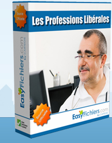 achat fichier professions liberales